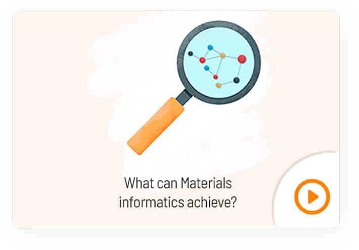 What can Materials Informatics achieve?